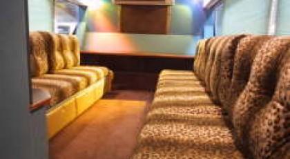 Bus Upstairs